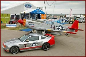 AutoInformed - Oshkosh 2012 Mustang