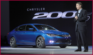 Chrysler Group's Sterling Heights, MI Assembly Plant, once slated for closure, will build the 200. IT competes in the toughest car segment in the U.S. long dominated by Toyota and Honda.