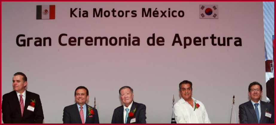 AutoInformed.com on Kia Mtoros in Mexico