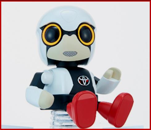 AutoInformed.com on Toyota Kirobo Companion