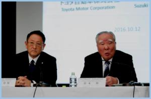 AutoInformed.com on Toyota and Suzuki