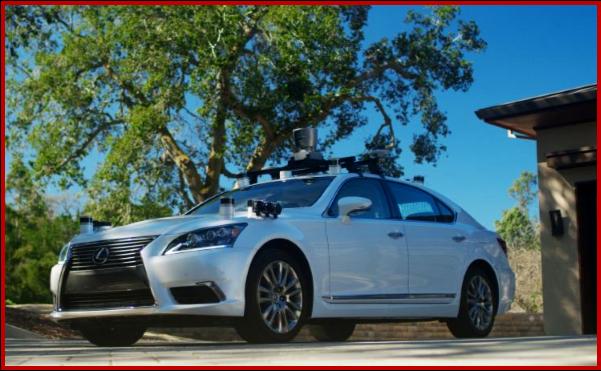 AutoInformed.com on Toyota Autonomous Vehicle 2.0