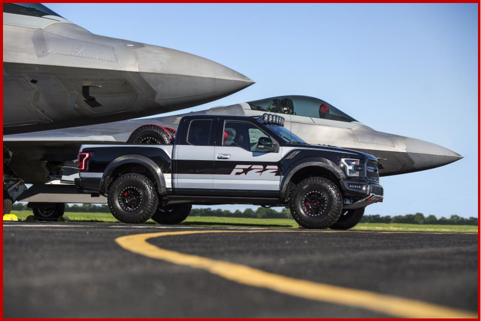 AutoInformed,com on Ford F-22 Raptor