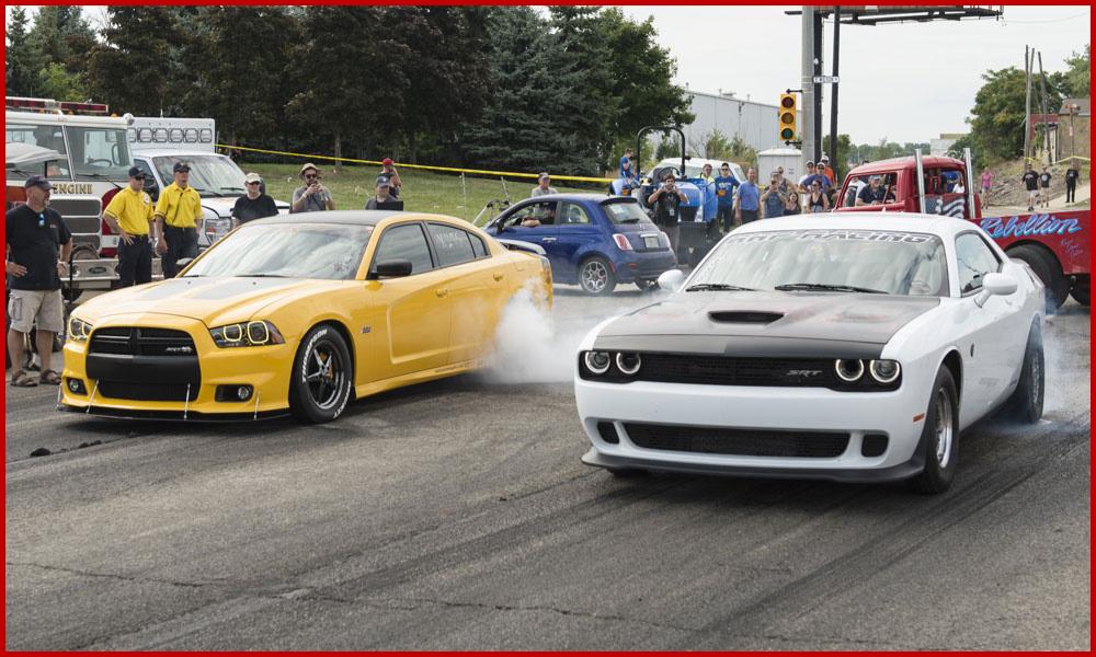 AutoInformed.com On Dodge Road Kill Nights - Woodward Avenue Street Racing