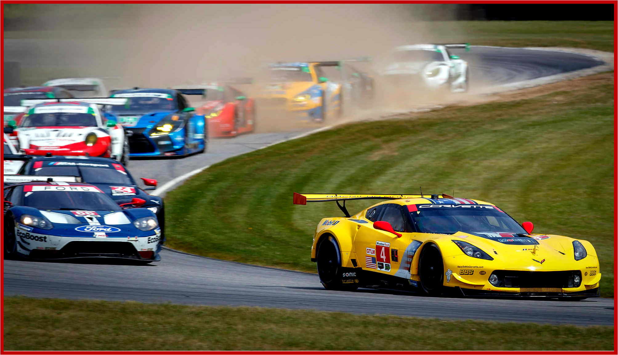 AutoInformed.com on IMSA Racing. Photo by Richard Prince for Chevy Racing