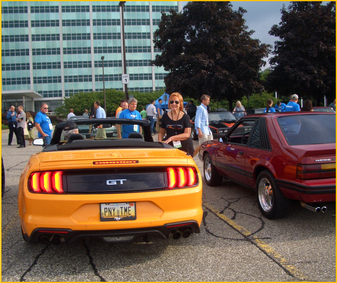 AutoInformed.com on Pony Cars - Woodward Dream Cruise