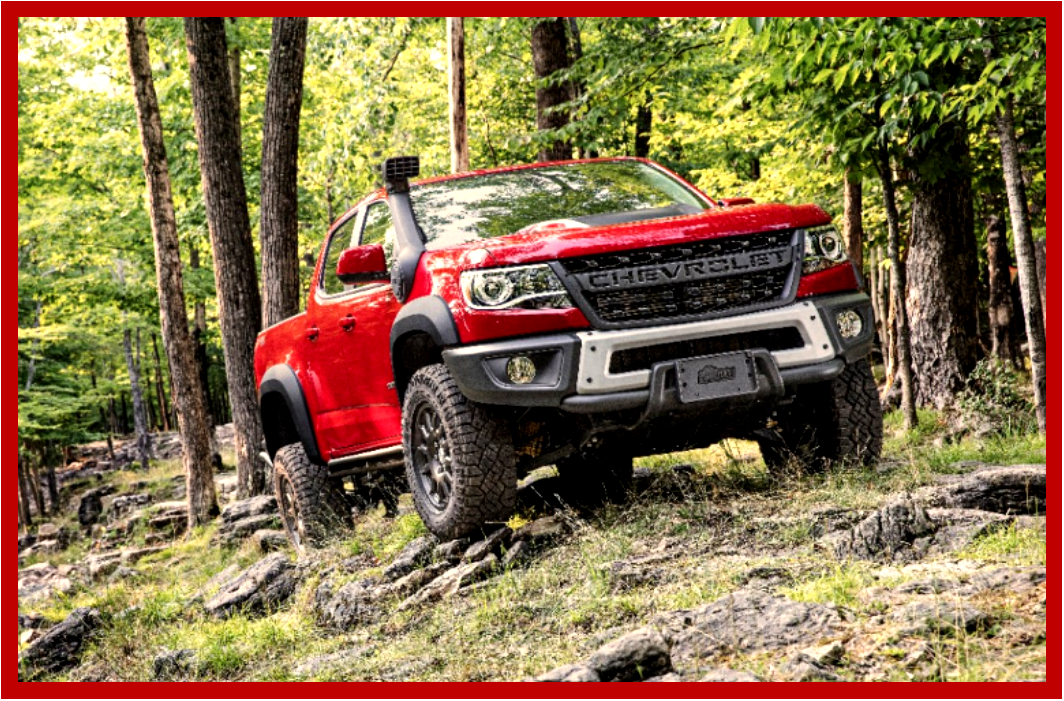AutoInformed.com on 2019 Chevrolet Colorado ZR2 Bison