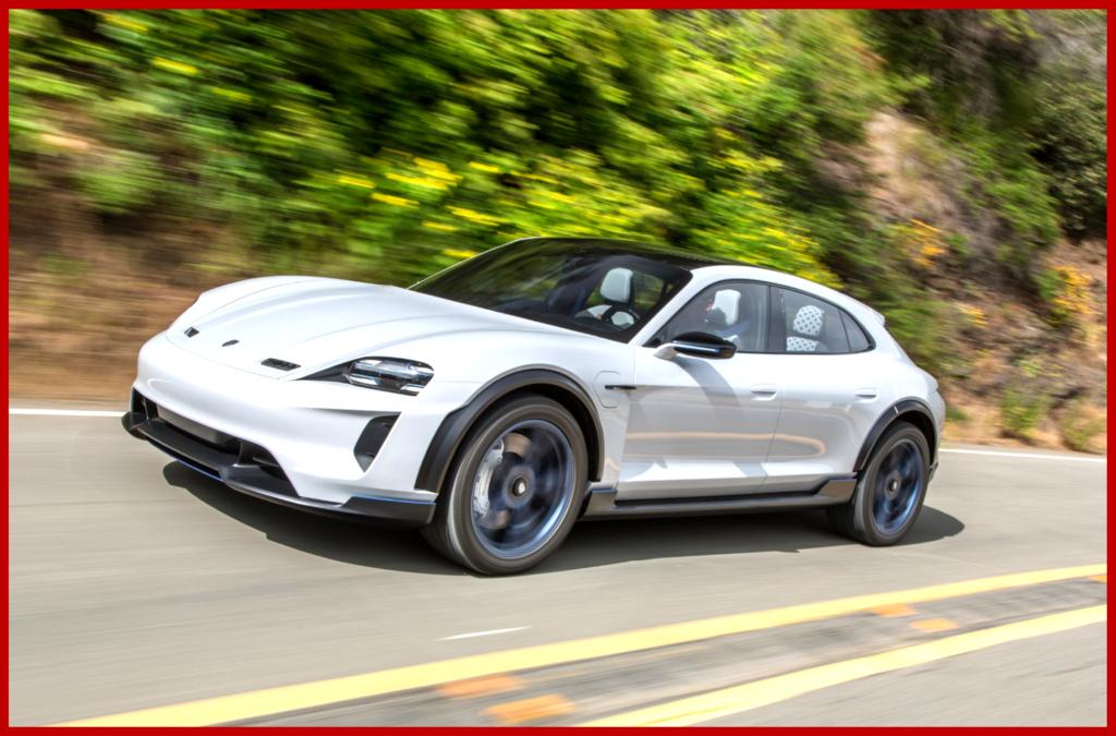 AutoInformed.com on 2019 Porsche Mission E Cross Turismo