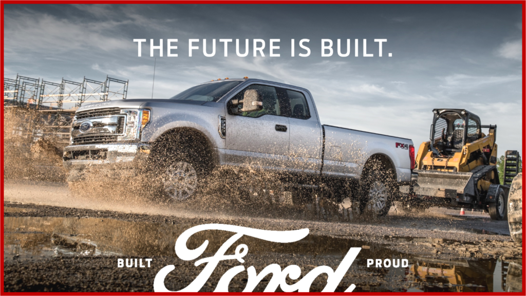 AutoInformed.com on Built Ford Proud Ad Campaign - October 2019