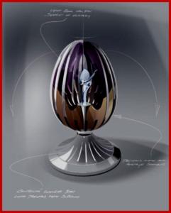AutoInformed.com on the Spirit of Ecstasy Fabergé Egg