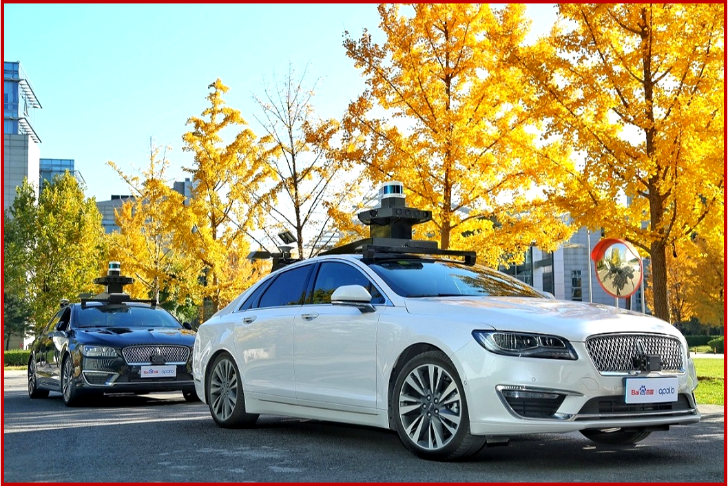 AutoInformed,com on The Baidu-Ford L4 Autonomous Vehicle Test Project kicks off with on-road testing slated to begin by the end of this year. 百度与福特的L4级别自动驾驶联合测试项目,未来将在公开道路进行测试