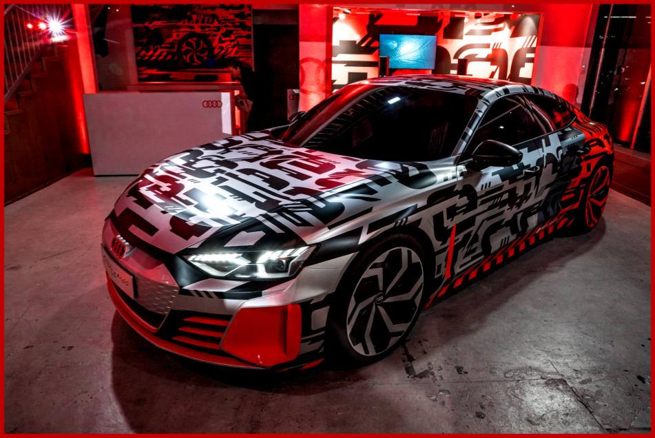 AutoInformed.com on Audi e-tron GT concept - Los Angeles 2018