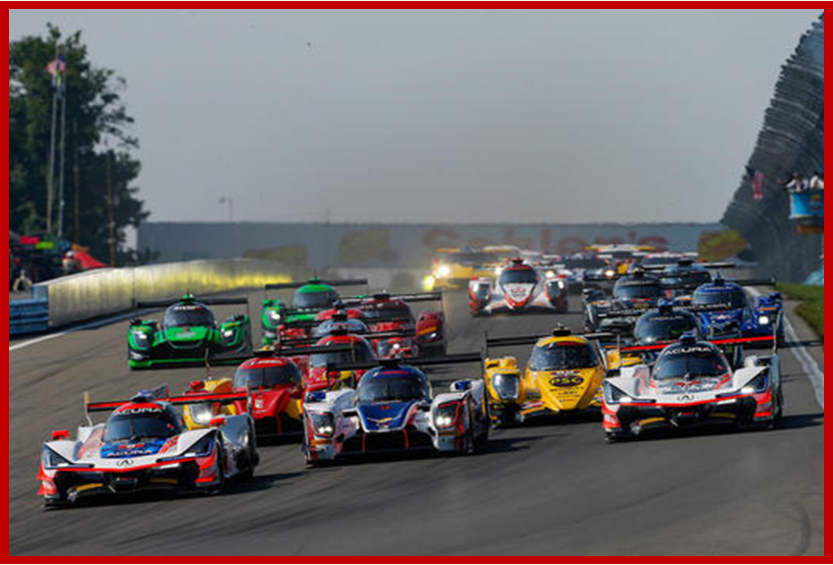 AutoInformed.com IMSA Finalizes 2019 Sports Car Racing Ruleson