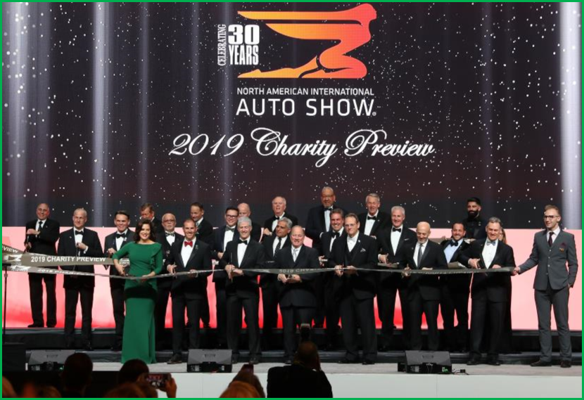 AutoInformed.com on NAIAS 2019 Charity Preview