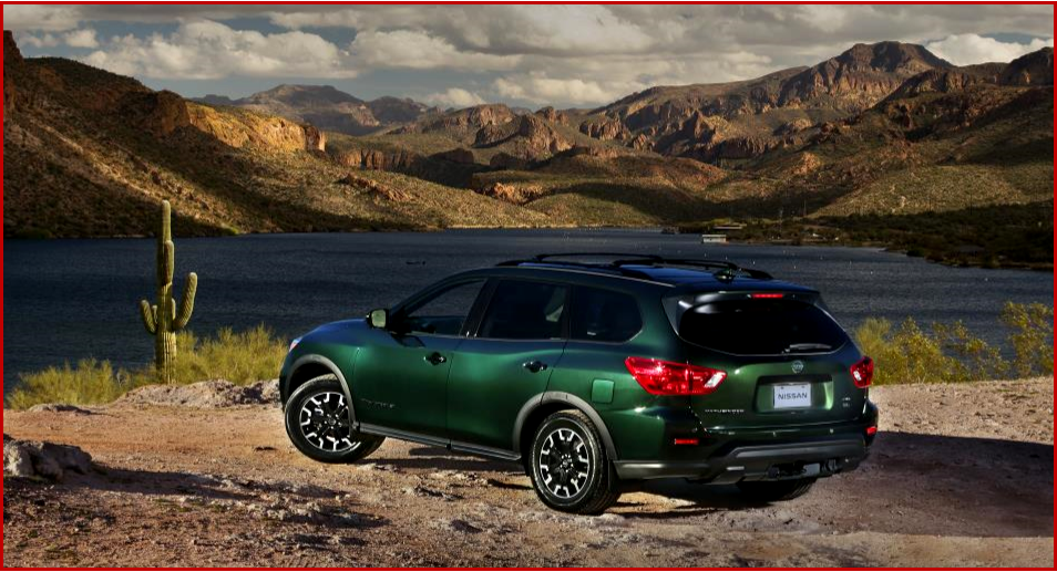 AutoInformed.com on 2019 Nissan Pathfinder with Rock Creek Trim Package