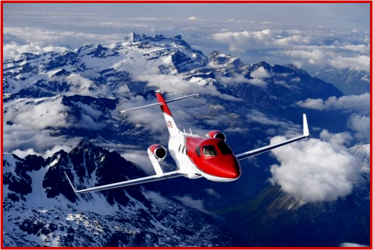 AutoInformed.com on HondaJet sales