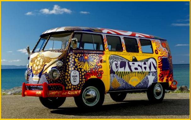 AutoInformed.com on Recreation of the Woodstock Light bus- Volkswagen Type 2 van.