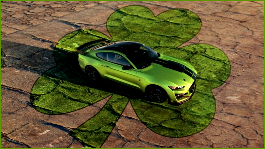 AutoInformed.com on Grabber Lime 2020 Ford Mustang