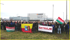 AutoInformed.com on Hungarian Hankook Strike Settled