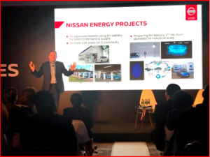 AutoInformed on Nissan Future of Mobility Asia 2019