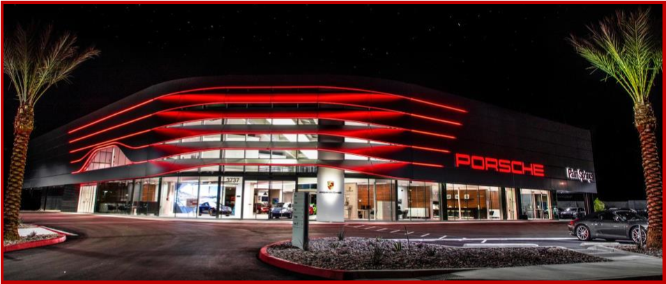 AutoInformed on Porsche Center Palm Springs