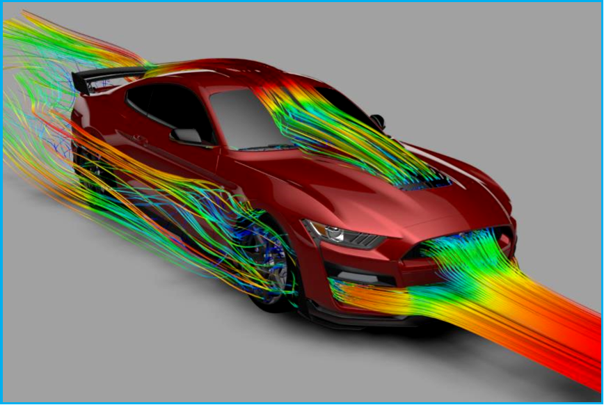 AutoInformed.com on Shelby GT 500 Simulation