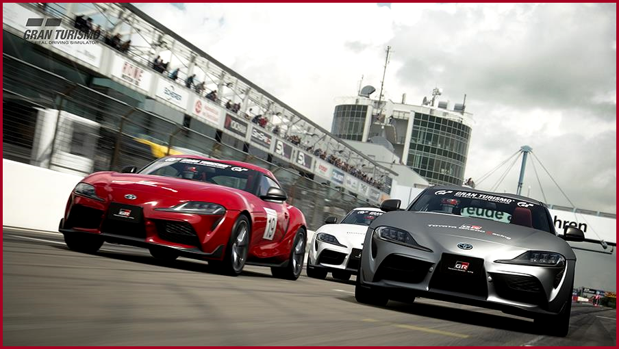 AutoInformed on Toyota Gran Turismo Sport is the first global one-make race