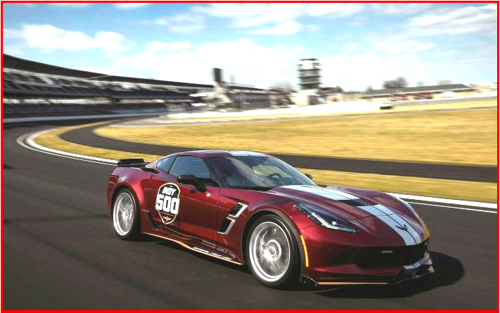 AutoInformed.com on 2019 Corvette Grand Sport to Pace 103rd Indianapolis 500