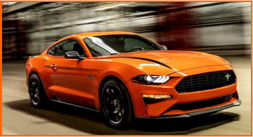 AutoInformed.com on 2020 Mustang High Performance – 330 Horsepower 4-Banger