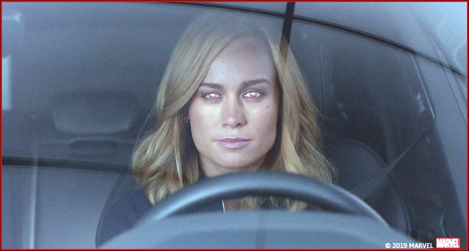 AutoInformed.com on Brie Larson as Captain Marvel