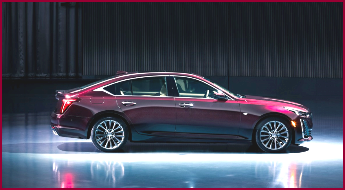 AutoInformed.com on Cadillac CT5 Debuts at New York International Auto Show