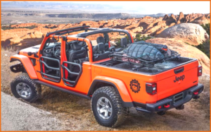 AutoInformed.com on Jeep Gladiator Gravity