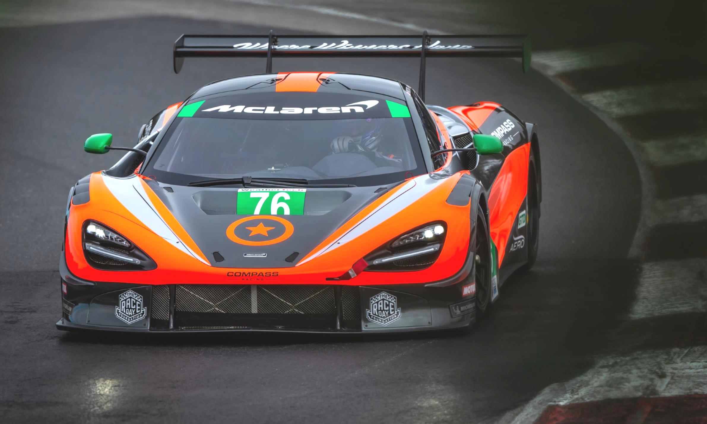AutoInformed.com on McClaren IMSA Sponsorship