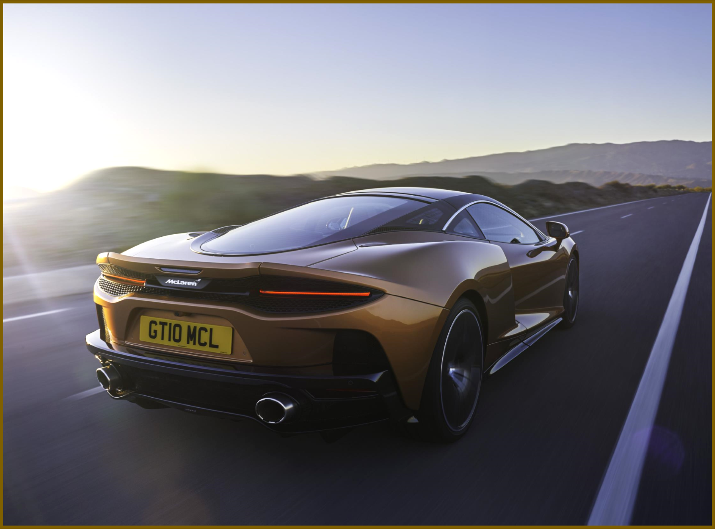 AutoInformed.com on McLaren GT