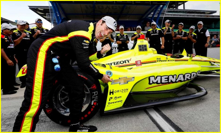 AutoInformed.com on Pagenaud Takes Indy 500 Pole for Penske. McLaren DNQ