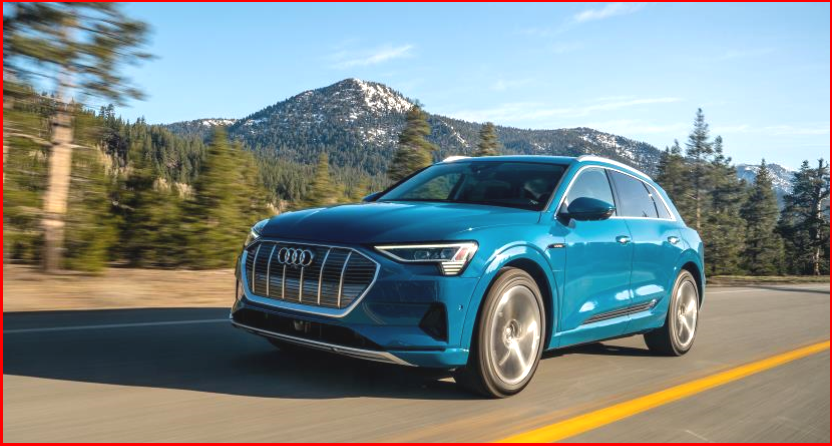 AutoInformed.com on Audi e-tron and luxury vehicle sales in EU
