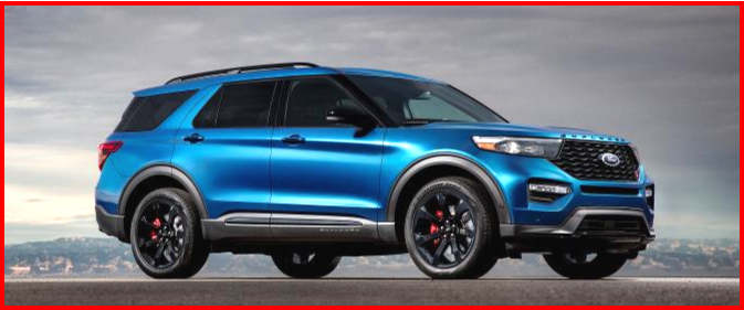 auto Informed.com on 2020 Explorer ST from Ford Performance.