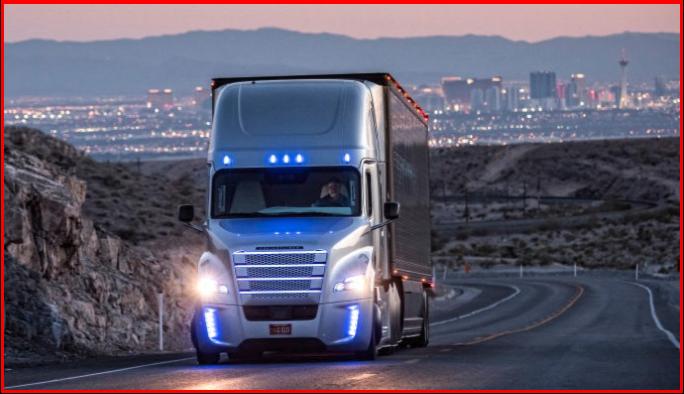 AutoInformed.com on Daimler Autonomous Trucks