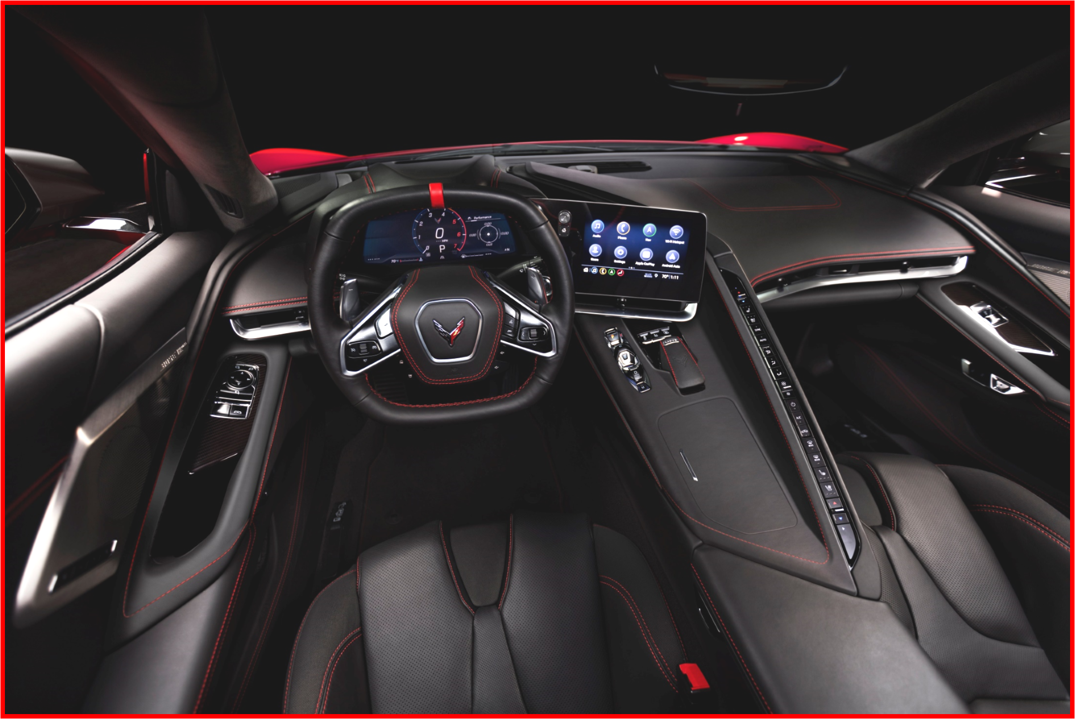 AutoInformed.com on 2020 Chevrolet Corvette Stingray Interior