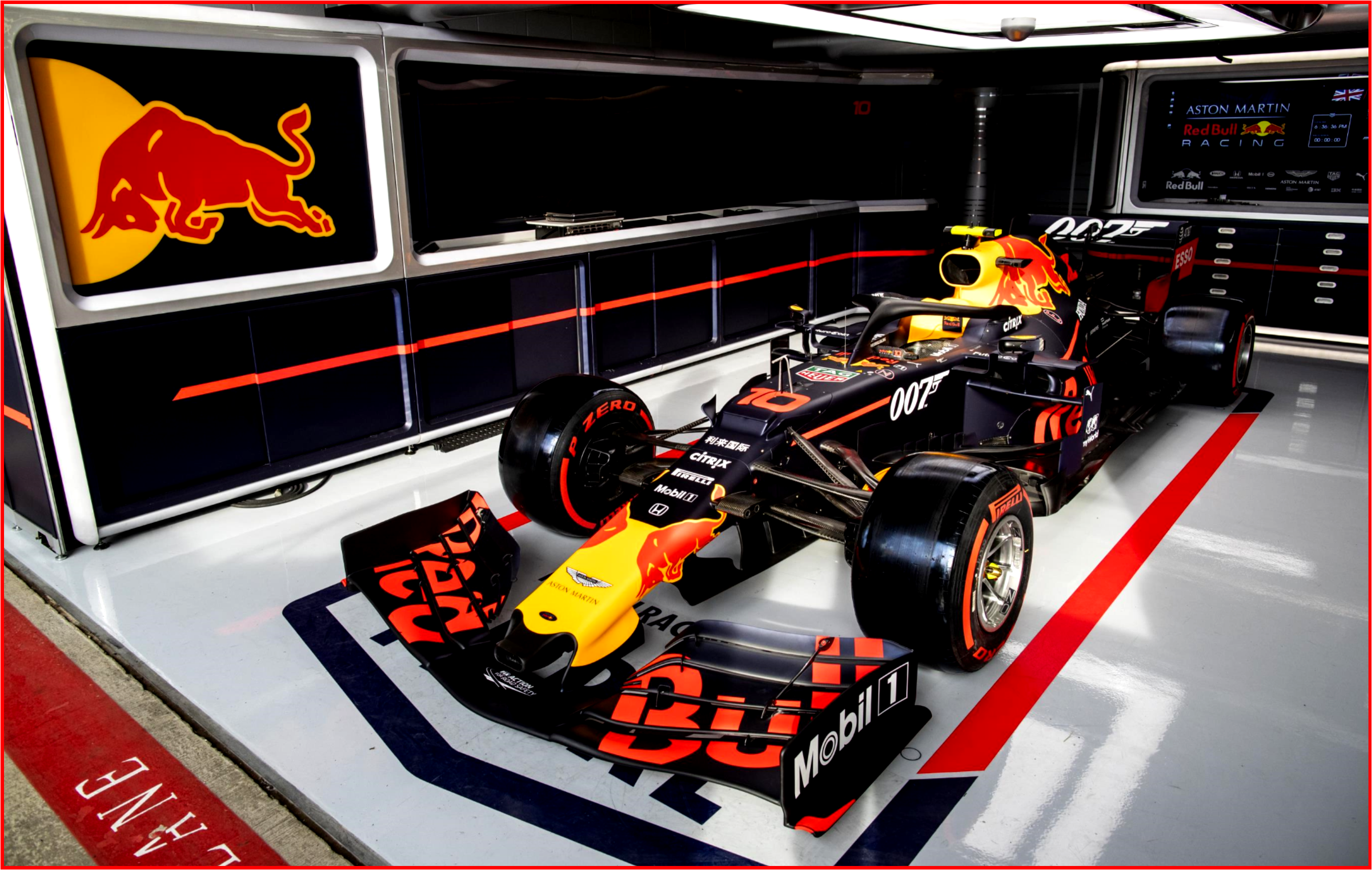 AutoInformed.com on Aston Martin Red Bull Racing - 2019 British Grand Prix Livery
