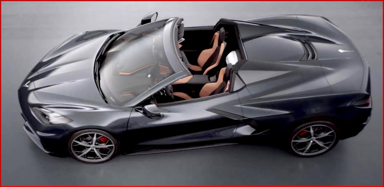 AutoInformed.com on Corvette Roadster - Fall 2019 Debut