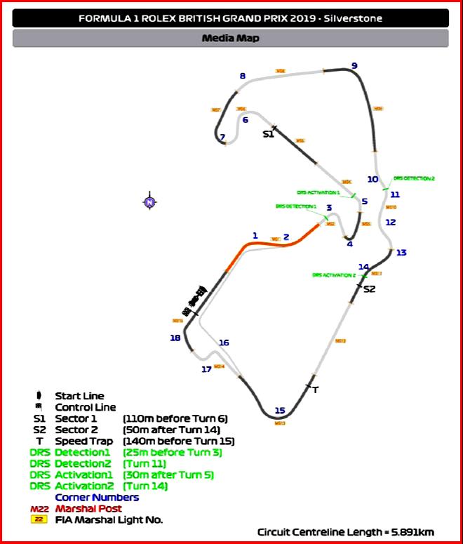AutoInformed.com on 2019 British Grand Prix Silverstone
