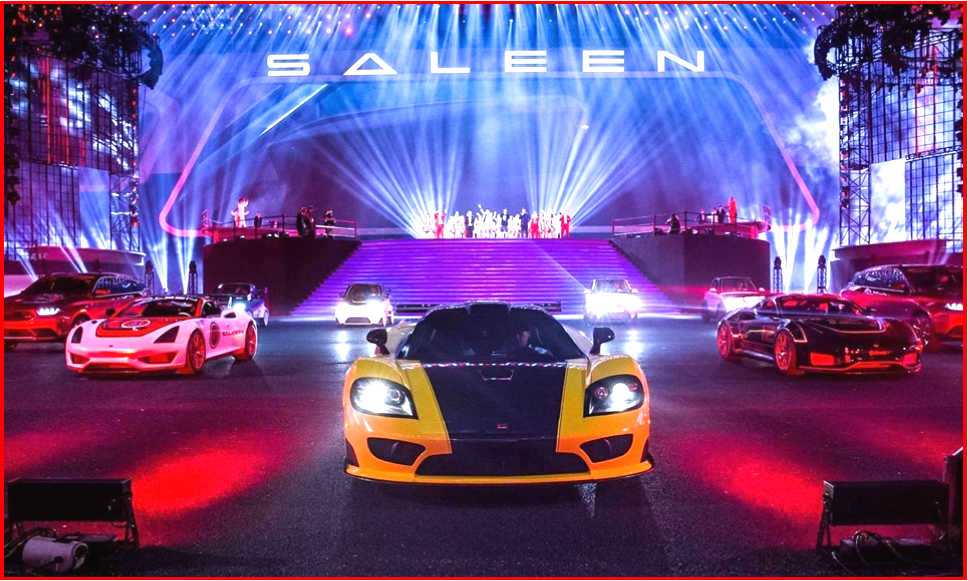 AutoInformed.com on Jiangsu Saleen Automotive Technology Debut July 2019
