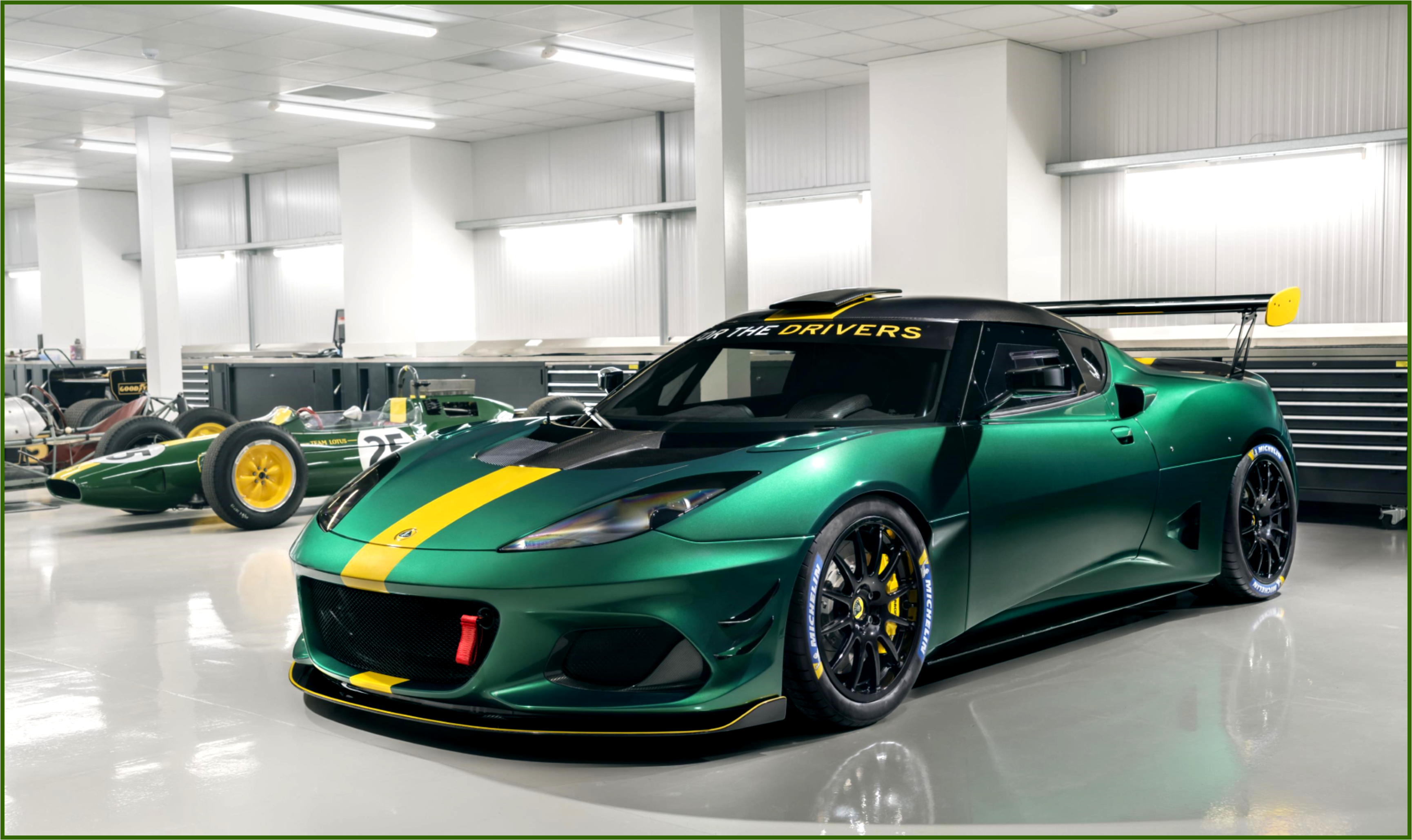 AutoInformed.com on Lotus Evora GT4 Concept