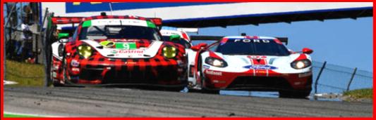 AutoInformed.com on Ford Chip Ganassi Racing and Pfaff Motorsports Porsche IMSA GT 2019