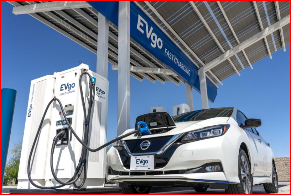 AutoInformed.com on EVgo and Nissan EV Charging