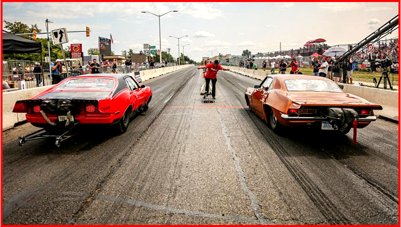 AutiInformed.com on Roadkill Nights Drag Racing