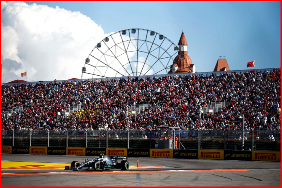 AutoInformed.com on 2019 Formula One - Russian Grand Prix