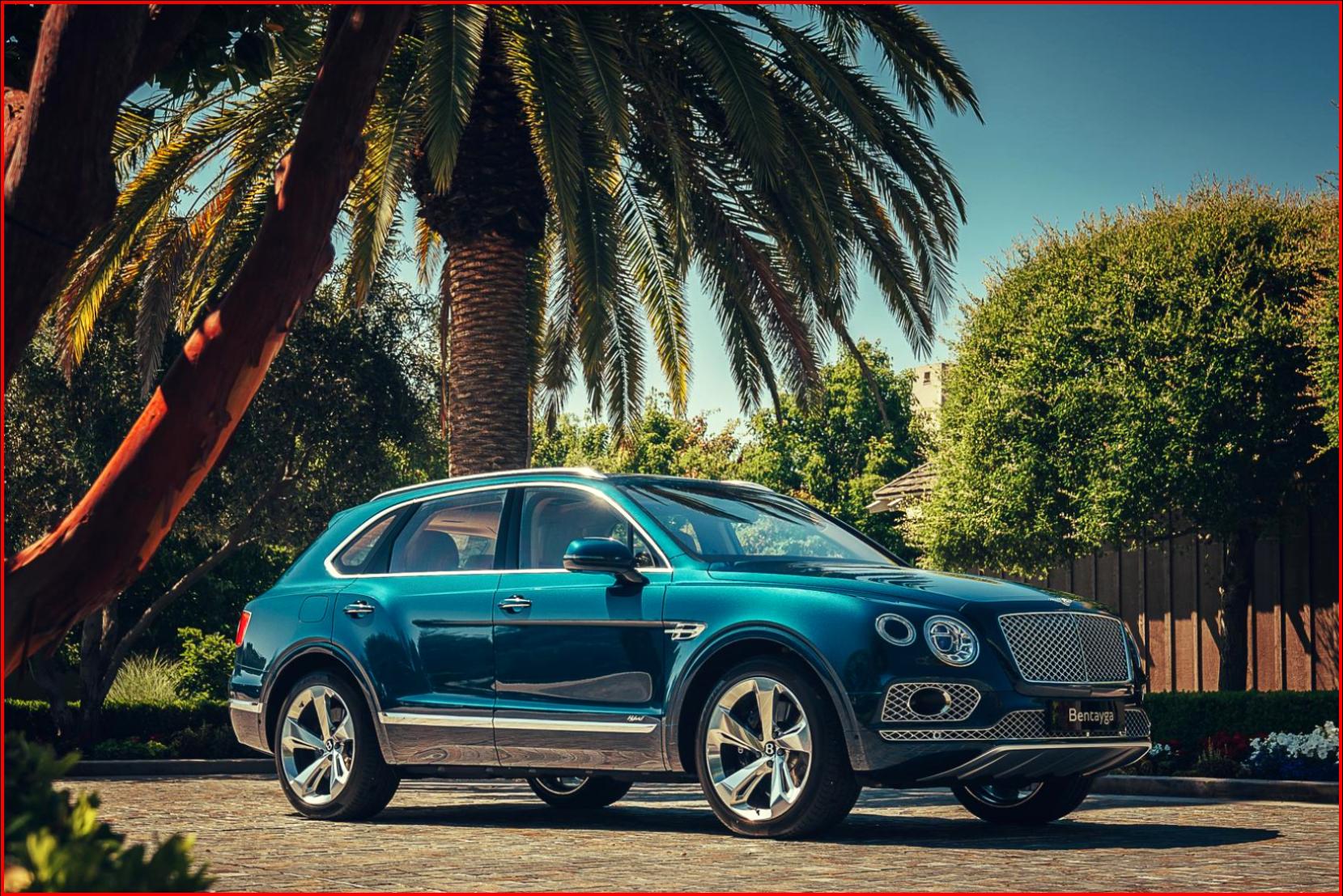 AutoInformed.com on Bentley Bentayga Hybrid