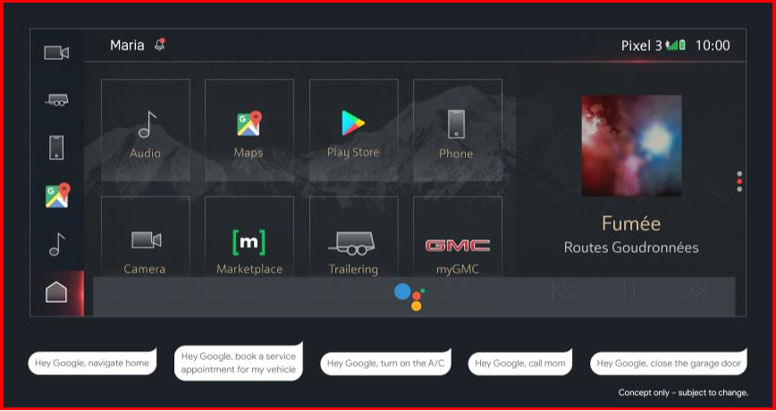 AutoInformed.com on GM Infotainment Systems – Google Voice Assistant